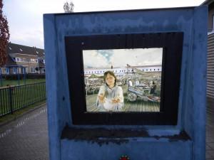 Het tijdpad in Nijmegen