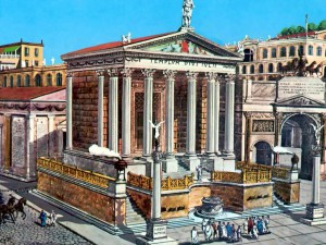 Rome-Csg-014-Roman-Forum-Reconstruction
