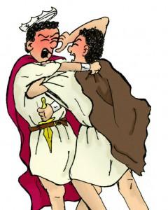 Romulus contra remus