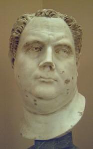 Vitellius was de enige keizer in de eerste eeuw die de naam Caesar niet gebruikte. Maar hij regeerde maar een paar maanden.