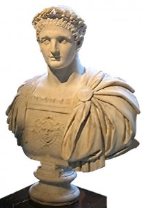 De toekomstige keizer Domitianus was tijdens de opstand een ambitieuze jongen die maar al te graag roem en eer in de strijd had willen verwerven. Maar of dat slim zou zijn geweest...?