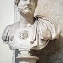 Keizer Hadrianus bezocht de Rijngrens in 121 en 122, dus nam de Cananefatenstad zijn naam over.