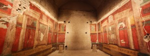 Als keizer woonde Augustus in de Domus Augusti, op de Palatijn.