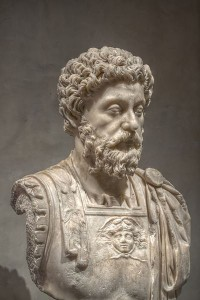 Onder Marcus Aurelius begint duidelijk te worden dat de glorietijd van Germania Inferior voorbij aan het gaan is.