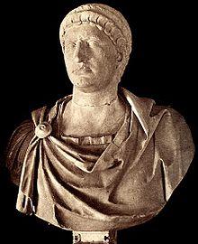 Keizer Otho kwam aan de macht door een laffe moord op zijn voorganger, maar gaf zich later op moedige wijze gewonnen.
