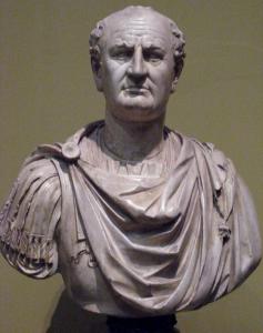 In december 69 werd Vitellius afgezet en gedood, waarna Vespasianus door de Senaat als keizer erkend werd.