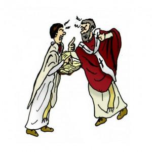 Arius en Nicolaas