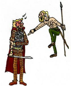 Germaanse verdeeldheid