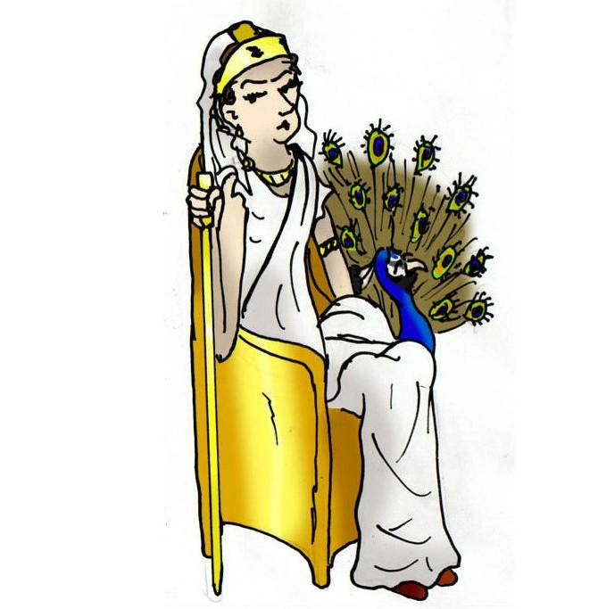 romeinse godinnen namen