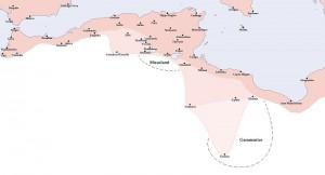 Als keizer was Septimius Severus de laatste veroveraar. Ook in Africa, waar hij vandaan kwam.