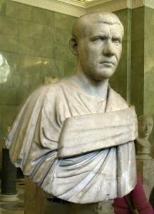 Philippus I Arabs. Onder hem vierde Rome haar duizendjarig bestaan, maar verder was het allerminst feest.