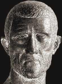 """Aurelianus noemde zich """"hersteller van de wereld"""", maar zo gemakkelijk ging dat niet. Hij deed weinig om de problemen in Germania Inferior te verhelpen."""