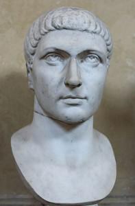 Constantijn de Grote wist de Rijngrens weer voor een poos te stabiliseren.