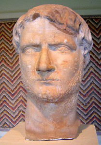 Keizer Gallienus: ooit Postumus' meerdere, later zijn aartsvijand.