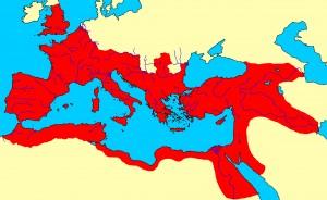 Na 117 na Chr. komen er minder veroveringen. De verdediging van het rijk is belangrijker.