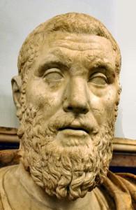Macrinus greep na de moord op Caracalla de macht, precies zoals hem voorspeld zou zijn.