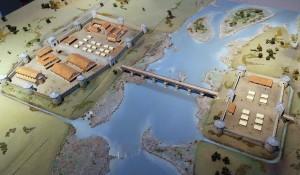 Maastricht was met haar brug over de Maas een zeer strategische plek in de Romeinse tijd. De inname ervan door de Franken kon niet worden geduld!