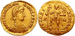 De schurkachtige keizer Petronius Maximus maakte er zo'n puinhoop van dat hij het nog geen kwartaal volhield.
