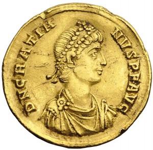 Gratianus werd als kind meegenomen op veldtochten door zijn vader en tot keizer benoemd. Maar een goed militair werd hij nooit, tot onvrede van het leger.
