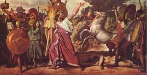 De Romeinse kalender zou al zijn ingevoerd door de eerste koning, Romulus. Zijn opvolger Numa Pompilius bracht al wijzigingen aan.