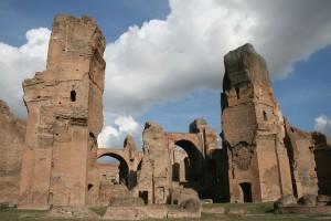 Baden van Caracalla
