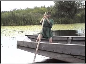 Visioen van 20 jaar geleden, toen er met de boot in Archeon gevaren werd. (https://www.youtube.com/watch?v=Oi18p1G7lzY)