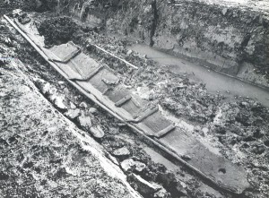 De Zwammerdam 3, opgegraven op het landgoed de Hooge Burch. (Afbeelding: Livius.org)