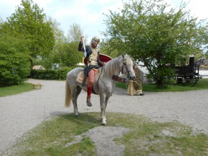 Het overlopen van de Ala Batavorum, de elitaire Bataafse cavalerie, moet een gevoelige klap voor de Romeinen geweest zijn.