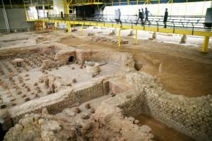 De Thermen van Coriovallum (Heerlen) is de enige Romeinse ruïne in jullie land die je nog in originele staat kunt bekijken.