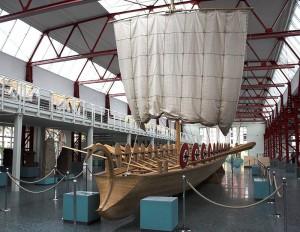 De Classis Germanica (Rijnvloot) bevatte een groot aantal oorlogsschepen om de zeerovers mee te bestrijden.