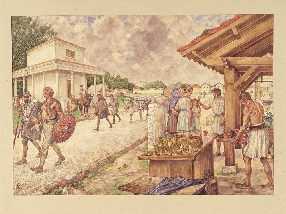 Citaten Romeinse Tijd : De pax romana hernieuwd romeins hoogtij in lage landen