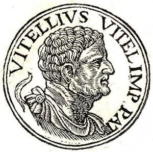 Lucius Vitellius, de legaat van Syrië en Pilatus' meerdere, die hem uiteindelijk uit zijn functie onthief en naar Rome stuurde.