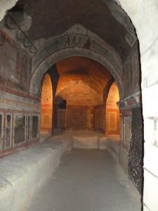 De catacomben van Valkenburg.