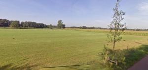 Het landschap bij Maashees.