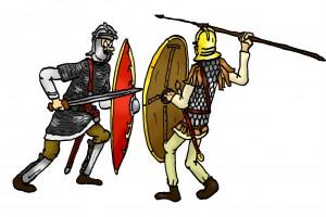 Romein tegen Romein