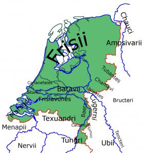 De grote beroemde stammen en de kleinere, minder bekende.