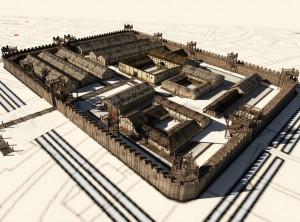 bodegraven castellum