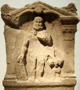 Welke godheid er aanbeden werd in de Tempel van Elst is niet bekend, al denken we snel aan Hercules Magusanus.