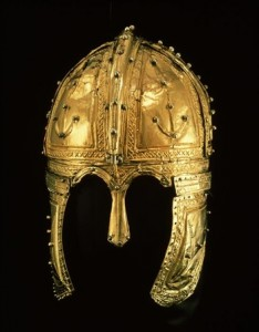 De Laat-Romeinse helmen waren beïnvloed door modellen uit Perzië en uit de Balkan.