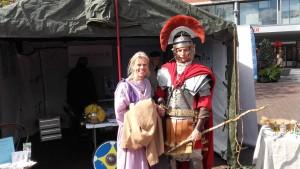 dag 1 romeinen