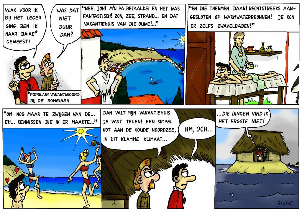 M&M 11a vakantie revamp