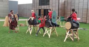 Charge! De aanstormende cavalerie zaait dood en verderf onder de vluchtende vijand!