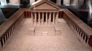 Het capitool van Keulen, ontworpen als een kleinere versie van het beroemde Capitool in Rome.