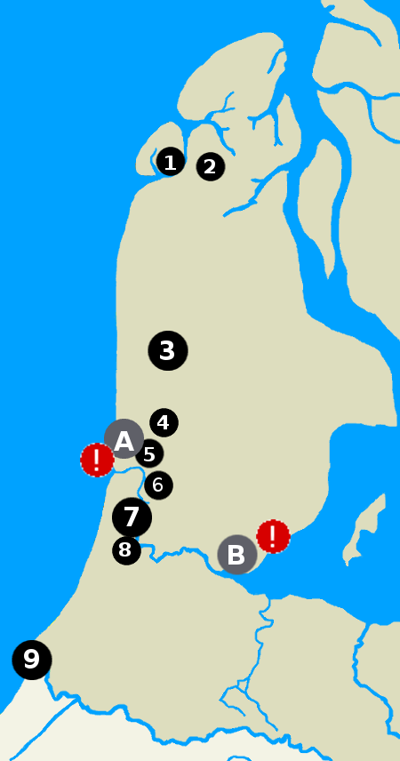 Reisgids Noord-Holland